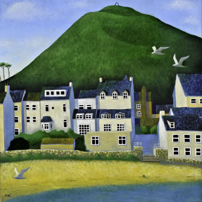 North Berwick Law 1