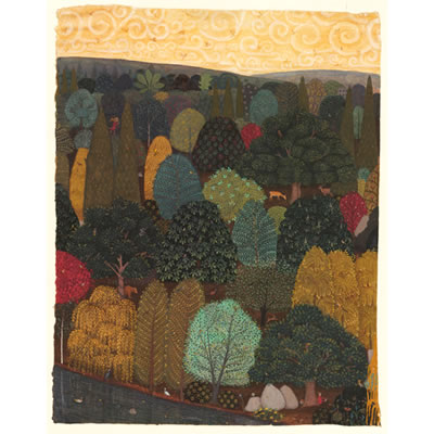 Jethro Buck - The Forest