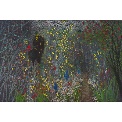 Richard Cartwright - The Garden in Summer