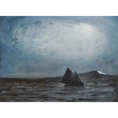 Richard Cartwright - The Black Sailboat