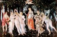 La Primavera, painting by Sandro Botticelli Courtesy: Bridgeman Art Library
