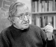 Professor Noam Chomsky Photograph: Philip Jones Griffiths/Magnum