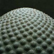 Seed, sculpture by Peter Randall-PagePhoto: Jo Oland