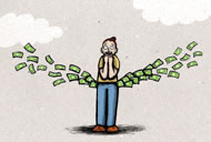 Pseudo-money