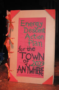 Making a difference locally, Transition Town Annual Conference,  Battersea Arts Centre, 2009. Photograph courtesy: Flickr