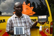 Photograph courtesy: Solaraid
