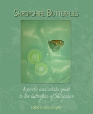 Shropshire Butterflies, published by Fair Acre Press