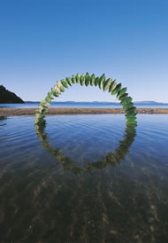 Green Leaf Circle © Martin Hill – Sustainability by Design www.martin-hill.com