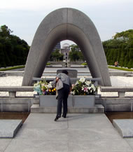 Hiroshima peace memorial © Adam Page/freeimages.com