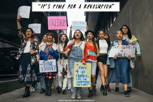 It's Time For a Revolution, Students from the SoFA Design Institute in the Philippines