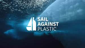 Image courtesy of Sail Against Plastic @Sail4Seas