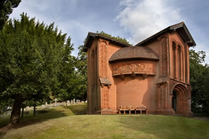 Watts Chapel © Watts Gallery - Artists' Village