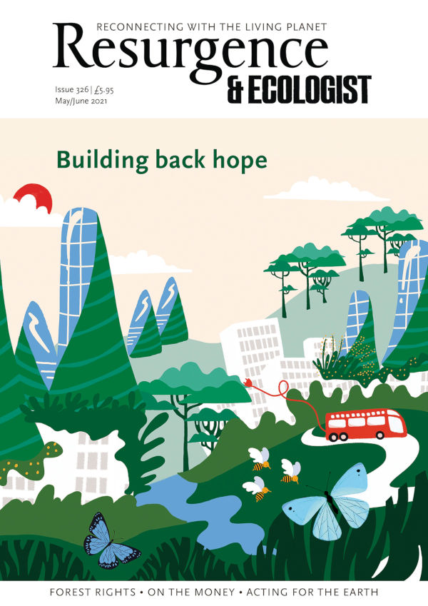 Resurgence & Ecologist issue cover 326