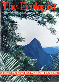 Cover of Ecologist issue 1980-01
