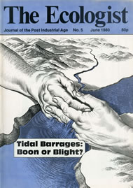 Cover of Ecologist issue 1980-06