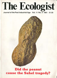 Cover of Ecologist issue 1981-07