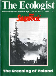 Cover of Ecologist issue 1982-07