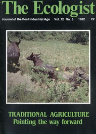 Cover of Ecologist issue 1982-09
