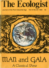 Cover of Ecologist issue 1983-02