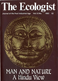 Cover of Ecologist issue 1983-05