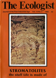 Cover of Ecologist issue 1983-06