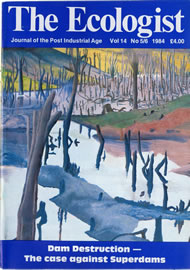 Cover of Ecologist issue 1984-06