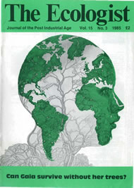 Cover of Ecologist issue 1985-03