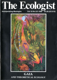 Cover of Ecologist issue 1988-02