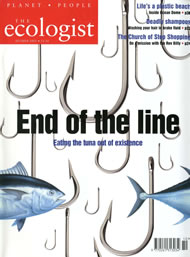 Cover of Ecologist issue 2003-10