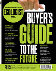 Cover of Ecologist issue 2007-04