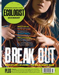 Cover of Ecologist issue 2007-07
