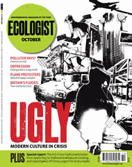 Cover of Ecologist issue 2007-10