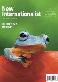 New Internationalist NI529: The Biodiversity Emergency, Jan/Feb 2021