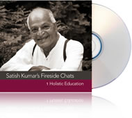 Audio CD Holistic Education: Fireside Chats (Schumacher College)