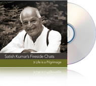 Audio CD Life is a Pilgrimage: Fireside Chats (Schumacher College)