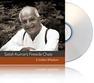 Audio CD Indian Wisdom: Fireside Chats (Schumacher College)