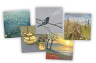 Resurgence notecards (pack of 5)