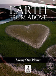 Earth From Above - Saving Our Planet (2 DVD set)