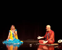 Singing from Awantika Dubey and William Toobyy