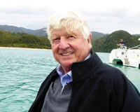 Stanley Johnson: Politician and Author